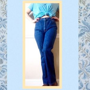 VINTAGE 80'S CHIC JEANS